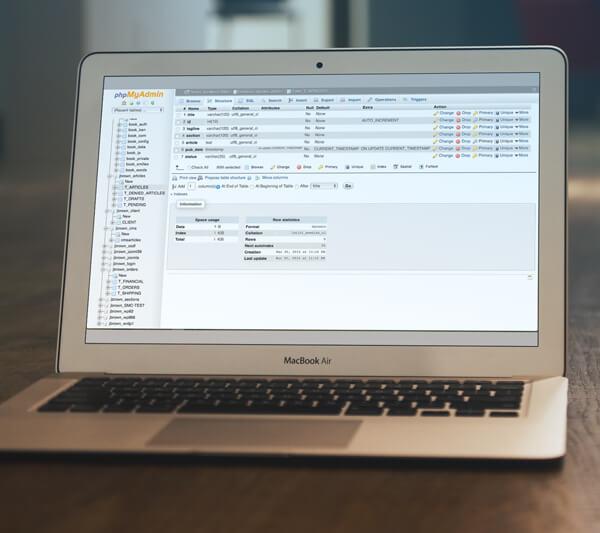 PHP MySQL Database Design
