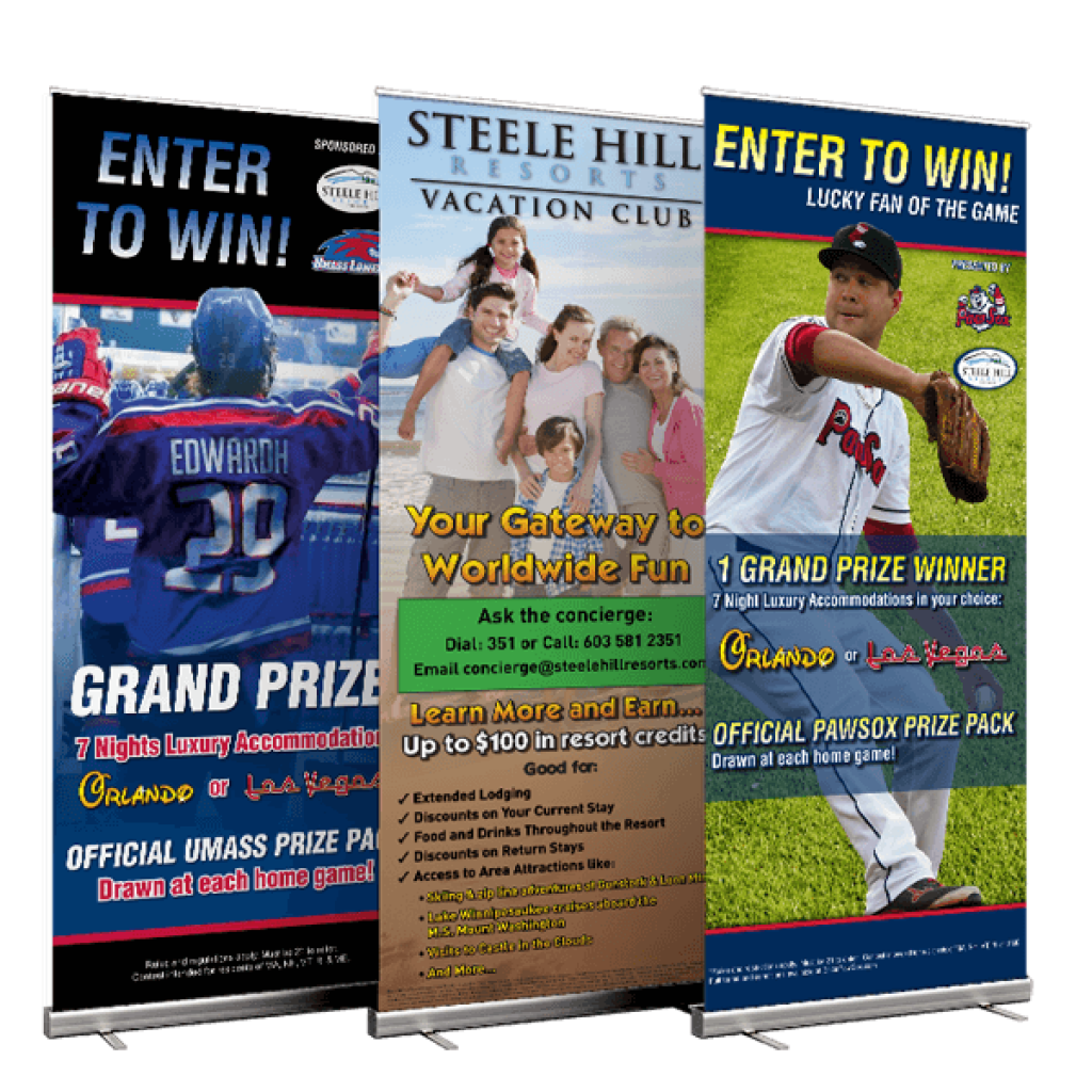 Banner Up Graphic Design Services