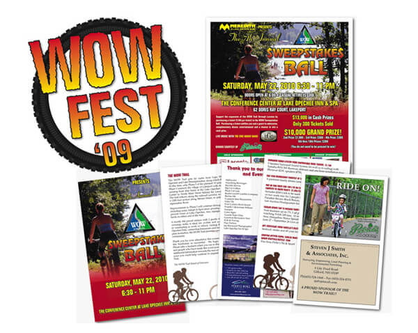 WOW Fest Corporate Identity
