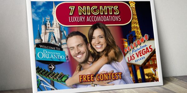 Steele Hill Resorts Contest Promo