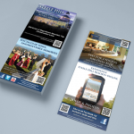 Steele Hill Resorts Rack Card