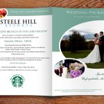 Steele Hill Resorts Wedding Package