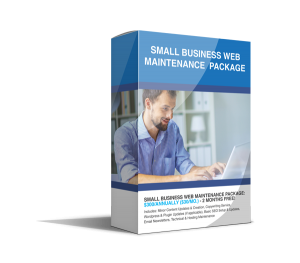 Small Business Web Maintenance Package