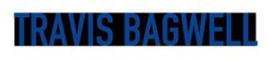 Travis Bagwell Logo - Web Design