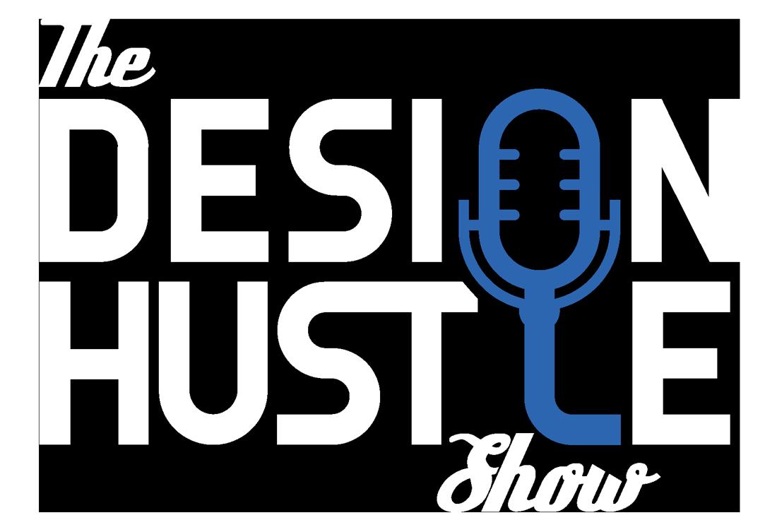 The Design Hustle Show Logo
