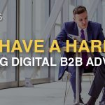 Why I have a hard time justifying b2b digtal advertising