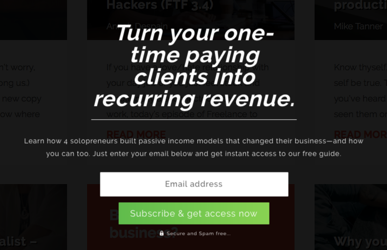 Millo.co Lead Collection Form - website is failing to generate leads