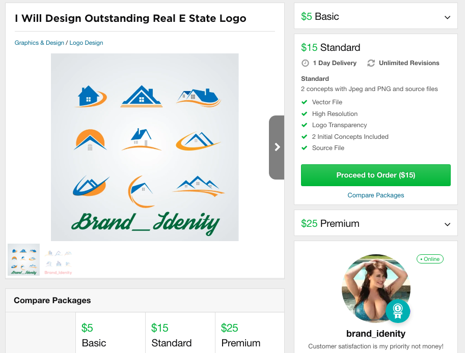 Fiverr & Upwork - seemed like a good idea at the time