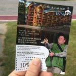 Center Harbor Inn July 4th Coupon Handout