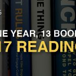 One Year, 13 Books: My 2017 Reading List