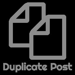 Duplicate Post Plugin Logo