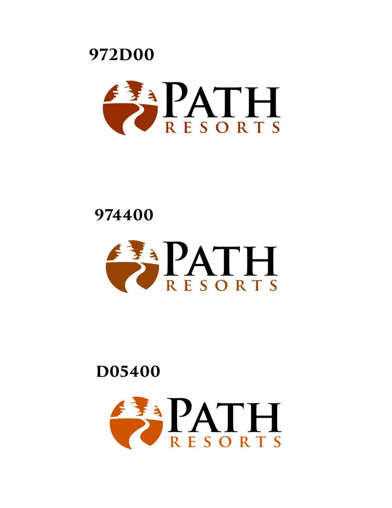 Path Resorts Color Variations