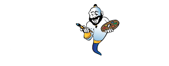 Design Genie logo