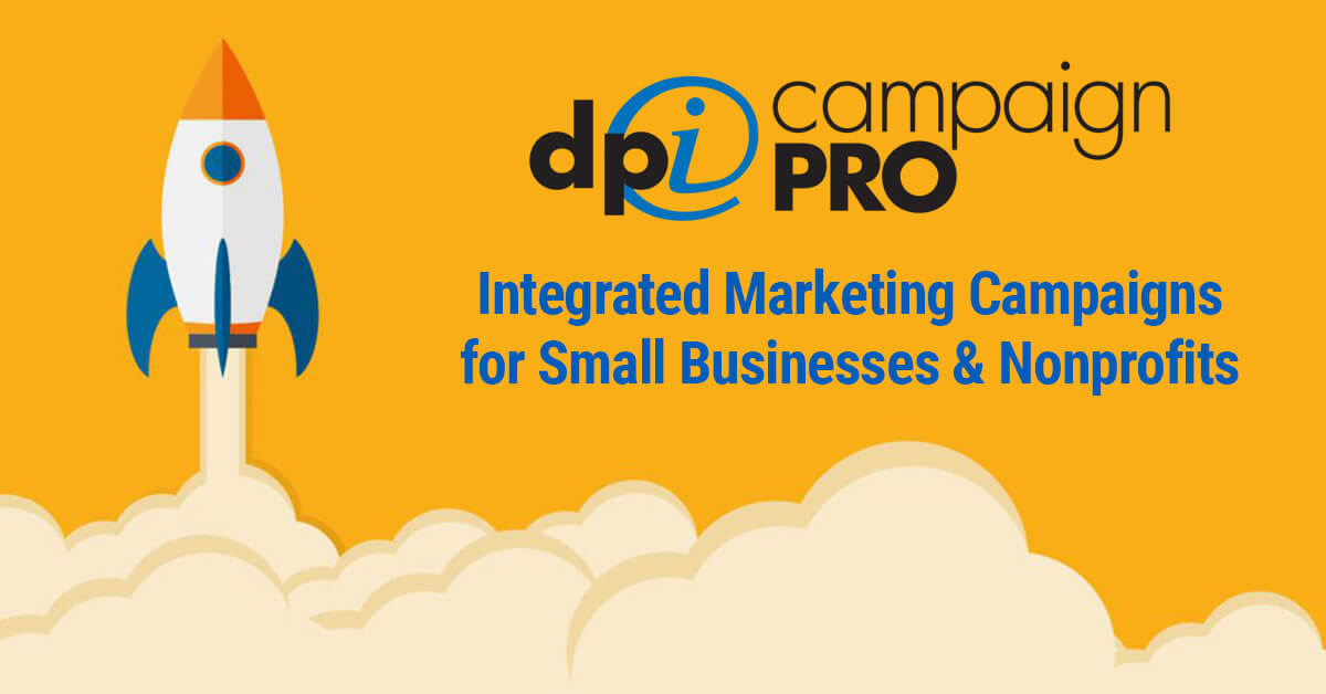 DPi Campaign Pro Image - Integrated Digital Multichannel Marketing