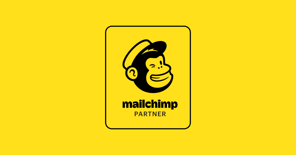 MailChimp Partner Hero