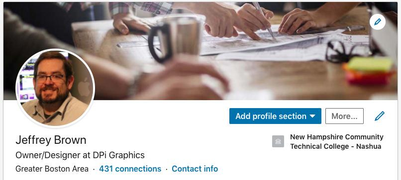 Jeffrey Brown LinkedIn Profile