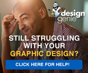Design Genie - Unlimited Graphic Design Ad