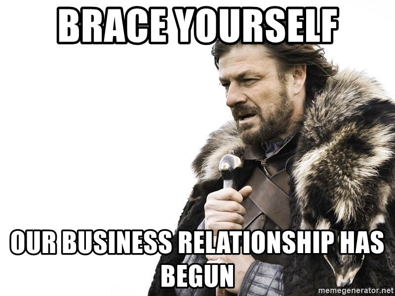 Business-to-Customer Relationship Meme