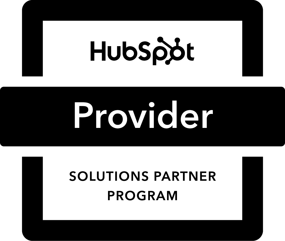 HubSpot Solutions Provider Partner Program logo