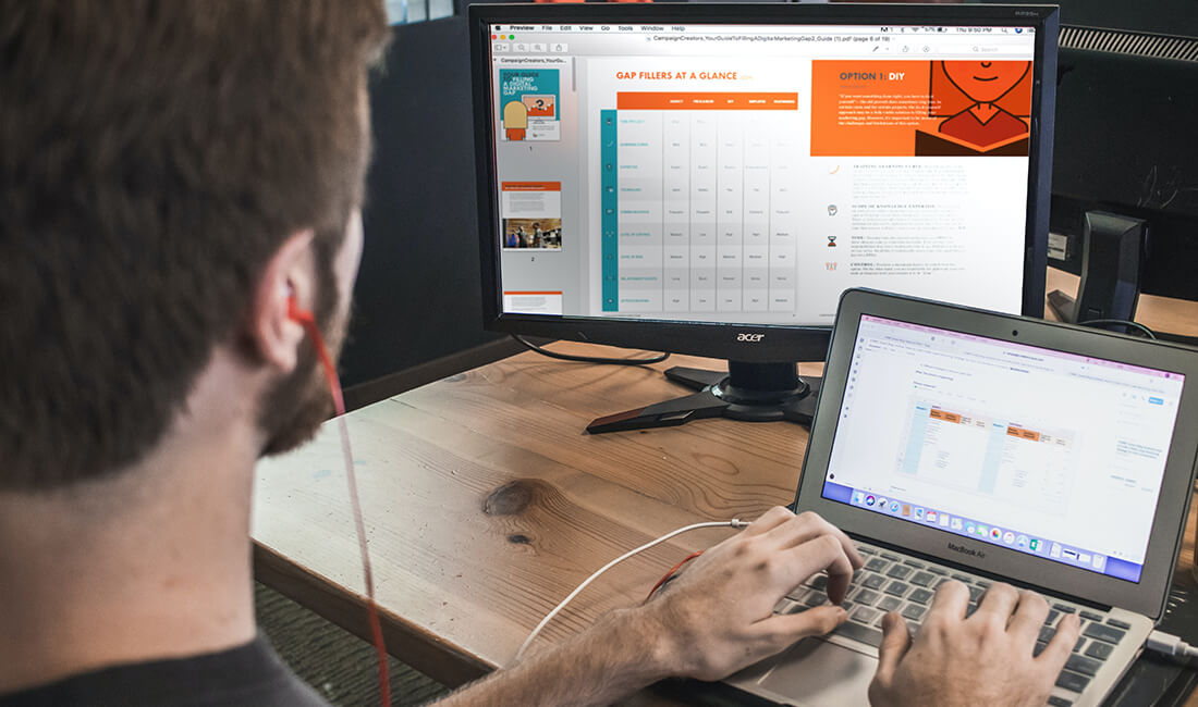 How to start a digital marketing campaign