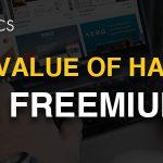 The Value of Having a Freemium