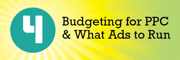 Budgeting for PPC and what ads to run header