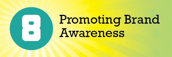 Promoting Brand Awareness Header